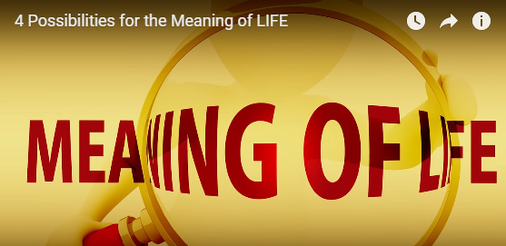 WHat is meaning of Life